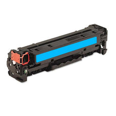 Compatible HP CE741A, 307A Toner Cartridge For CP5220, CP5225  Cyan - 7K