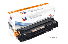 StarInk Compatible HP CF279A, 79A Toner Cartridge - Black - 1K