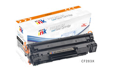 StarInk Compatible HP CF283X, 83X Toner Cartridge Black - 2.2K