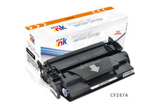 StarInk Compatible CF287A, 87A Toner Cartridge Black - 9.8K