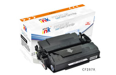 StarInk Compatible CF287X, 87X Toner Cartridge Black - 18K