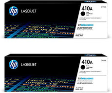 OEM HP CF410A-2PK Toner Cartridges Black 2 Pack - 2 x 2,300 Pages