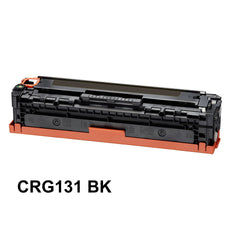 Compatible Canon 131, CRG-131B, 6273B001 Toner Cartridge For imageClass MF8280 Black - 2.4K