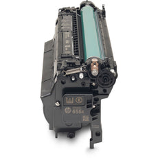Compatible HP CF460X, 656X High Yield Toner Cartridge - Black - 27,000 Pages