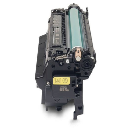 Compatible HP CF462X, 656X High Yield Toner Cartridge - Yellow - 22,000 Pages