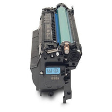 Compatible HP CF461X, 656X High Yield Toner Cartridge - Cyan - 22,000 Pages