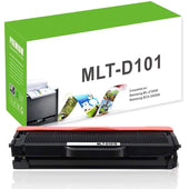 Compatible Samsung MLT-D101L Toner Cartridge For ML-2164, SCX-3400 Black - 2.5K