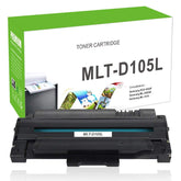 Compatible Samsung MLT-D105L Toner Cartridge - Black - 2500 Pages