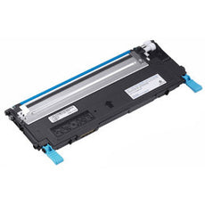 Compatible Dell 330-3015, J069K Toner Cartridge For 1230, 1235 Cyan - 1K