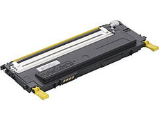 Compatible Dell 330-3013, M127K Toner Cartridge For 1230, 1235 Yellow - 1K