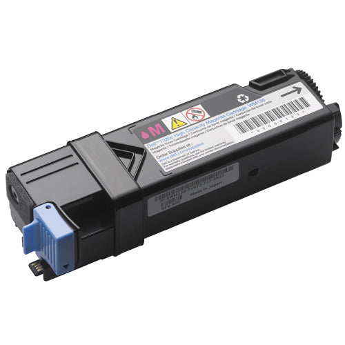 Compatible Dell 330-1433, T109C Toner Cartridge For 2130, 2135 Magenta - 2.5K