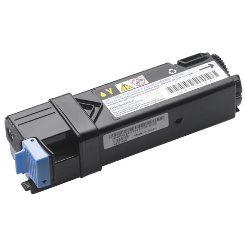 Compatible Dell 330-1438, T108C Toner Cartridge For 2130, 2135 Yellow - 2.5K