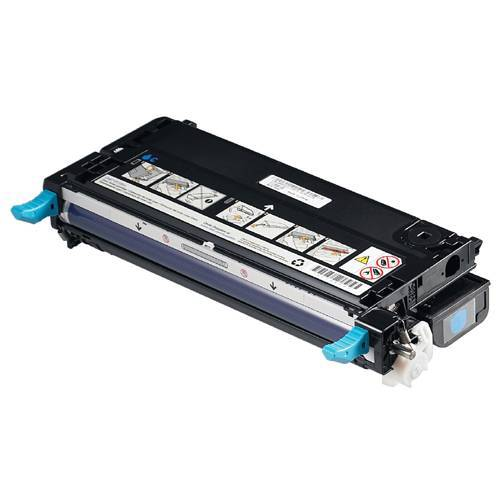 Compatible Dell 310-8094, XG722 Toner Cartridge For 3110, 3115 Cyan - 8K