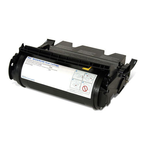 Compatible Dell 341-2915, PD974 Toner Cartridge For 5210, 5310 Black - 10K