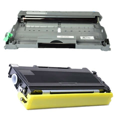 Compatible Brother TN350, DR350 Toner and Drum Cartridges - Value Pack