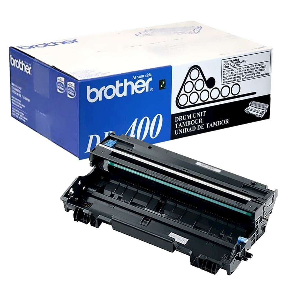 OEM Brother DR-400, DR400 Drum Unit (20,000 Yield)