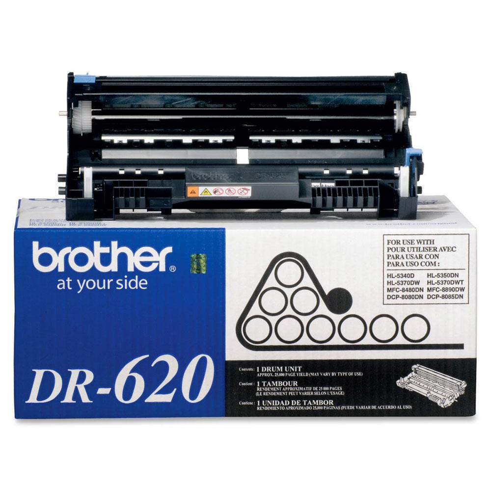 OEM Brother DR-620, DR620 Imaging Drum For HL-5340D - 25K