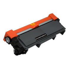 Compatible Dell 593-BBKD, PVTHG Toner Cartridge For E310dw, E515dw Black - 2.6K