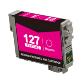 Compatible Epson 127, T1273, T127320 Ink Cartridge For Workforce 630 Magenta - 755