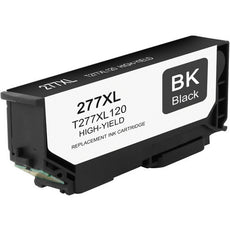 Compatible Epson T277XL120, T277XL Ink Cartridge - Black - 500 pages