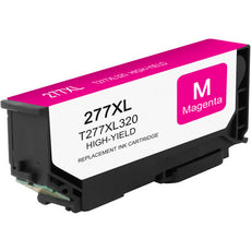 Compatible Epson T277XL320, T277XL Ink Cartridge - Magenta - 500 pages