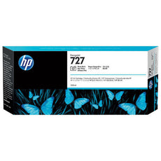 OEM HP 727, F9J79A DesignJet Ink Cartridge - Photo Black - 300ml