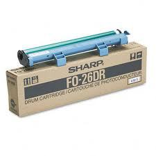 Sharp FO-26DR OEM Drum Carridge For FO 2600, FO 2700 Black - 20K