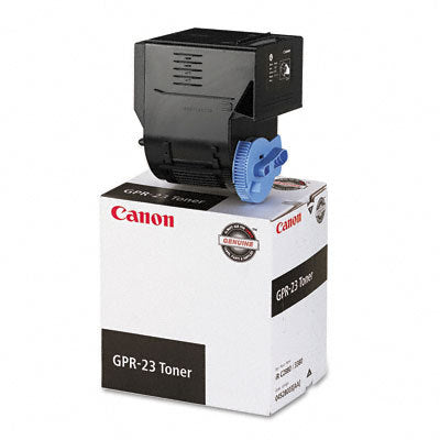 OEM Canon 0452B003AA, GPR23, GPR-23 Toner Cartridge Black - 26K