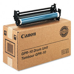 OEM Canon 7815A004AA, GPR-10 Imaging Drum Black - 24K