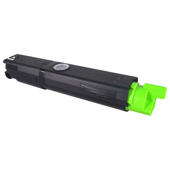 Compatible Okidata 43459304 Toner Cartridge For C3400, C3600 Black - 2.5K