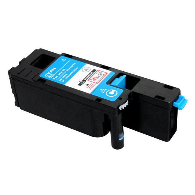 Compatible Dell 332-0400, 5R6J0 Toner Cartridge For C1660 Cyan - 1K