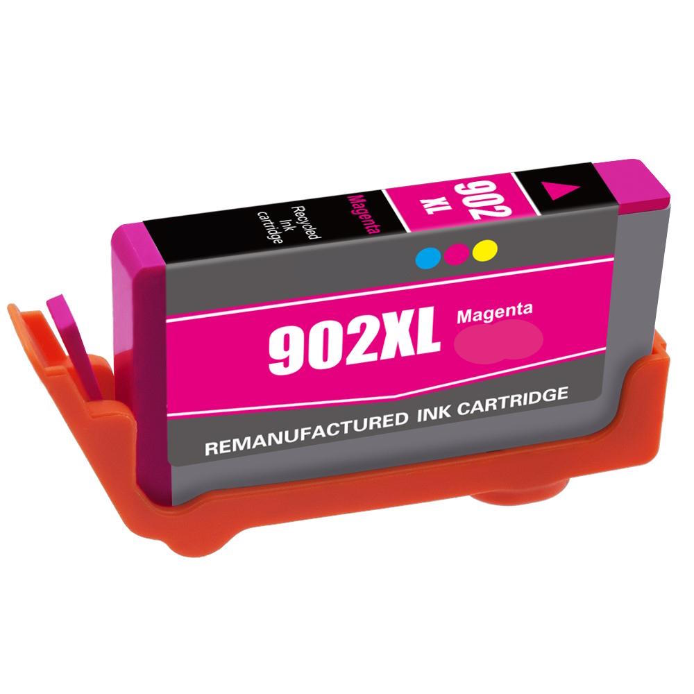 Compatible HP 902XL, T6M06AN Ink Cartridge For OfficeJet Pro 6960 Magenta - 825