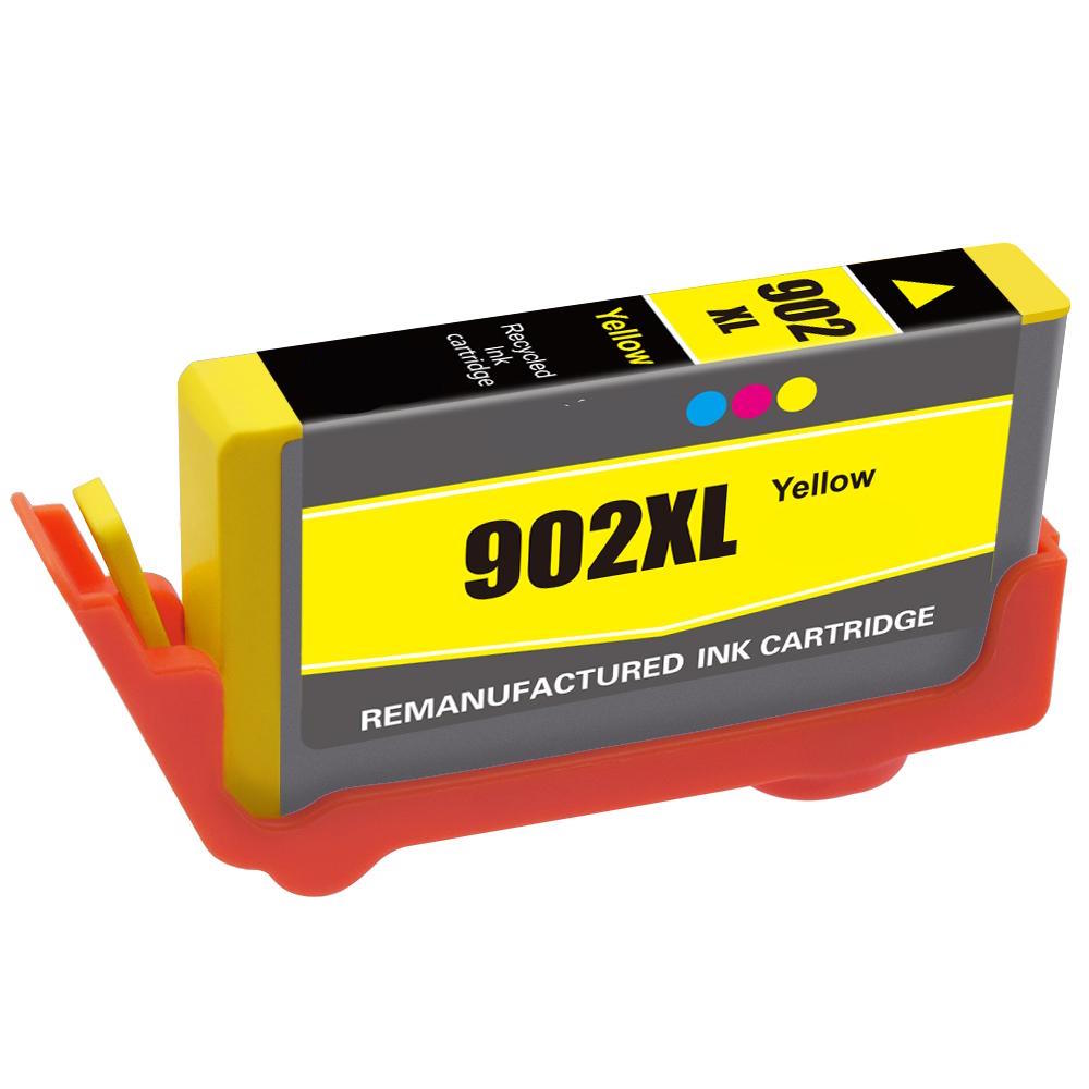 Compatible HP 902XL, T6M10AN Ink Cartridge For OfficeJet Pro 6960 Yellow - 825