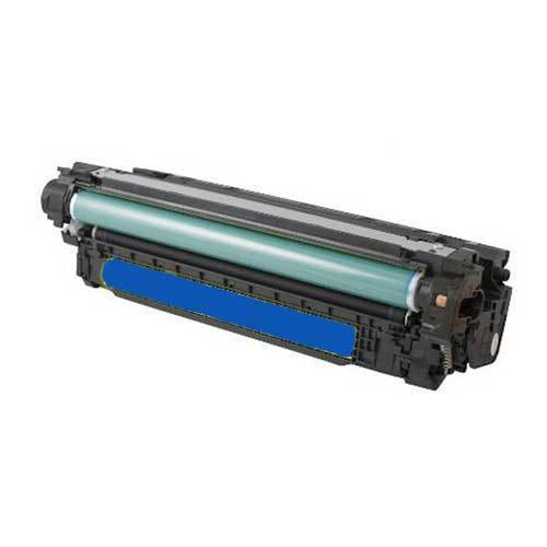 Compatible HP CE261A, 648A Toner Cartridge For Color LaserJet CP4025, CP4525 - Cyan - 11K