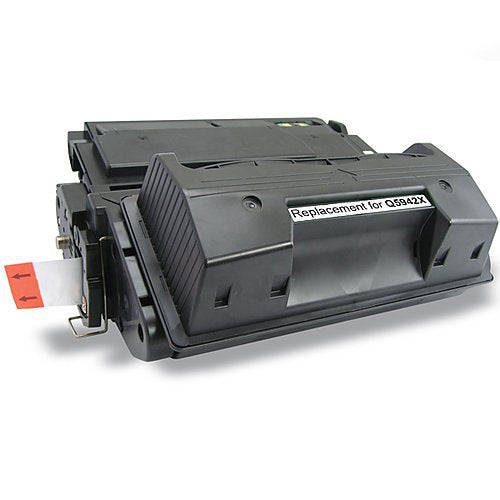 Compatible HP Q5942X, 42X Toner Cartridge For LaserJet 4250, 4350 Black - 20K