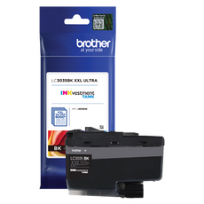 OEM Brother LC3035BK Ultra Ink Cartridge - High Yield - Black - 6K
