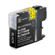 Compatible Brother LC65BK, LC-65BK Ink Cartridge For DCP-6690, MFC-6890 Black - 900