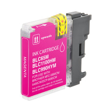 Compatible Brother LC65M, LC-65M Ink Cartridge For DCP-6690, MFC-6890 Magenta - 750