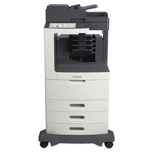 Lexmark MX810dtme Mono Laser MFP, Copier/Fax/Printer/Scanner - ENERGY STAR 1.2