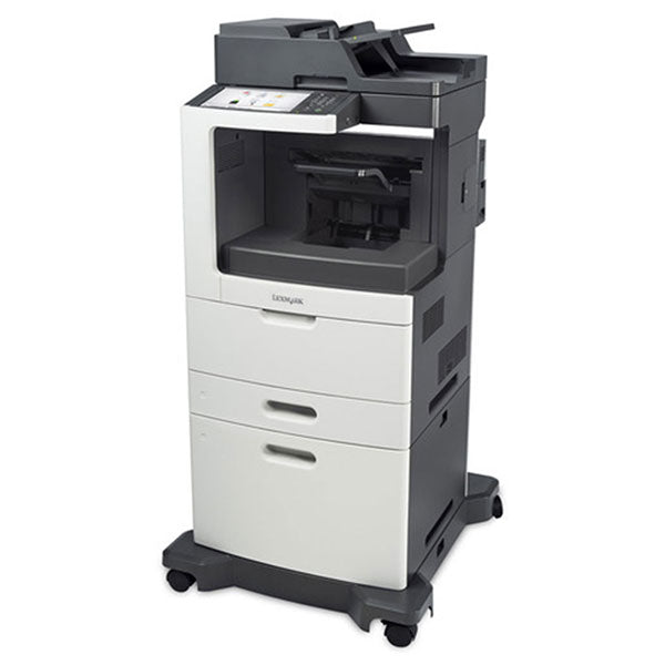 Lexmark MX810dxpe Mono Laser MFP, Copier/Fax/Printer/Scanner - ENERGY STAR