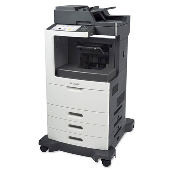 Lexmark MX812dte Mono Laser MFP, Copier/Fax/Printer/Scanner