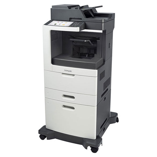 Lexmark MX812dxpe Mono Laser MFP, Copier/Fax/Printer/Scanner - ENERGY STAR