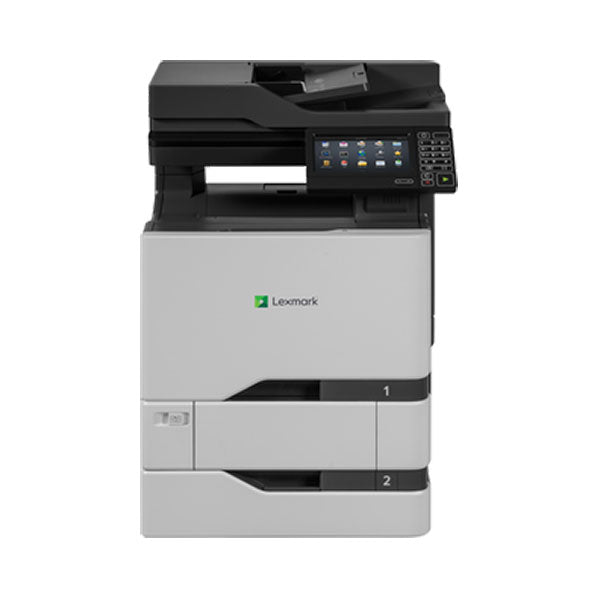 Lexmark CX725dthe Color Laser MFP