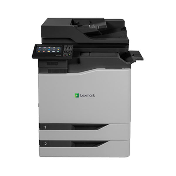 Lexmark CX820dtfe Color Laser MFP, Copier/Fax/Printer/Scanner