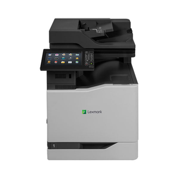 Lexmark CX825de Color Laser MFP, Copier/Fax/Printer/Scanner