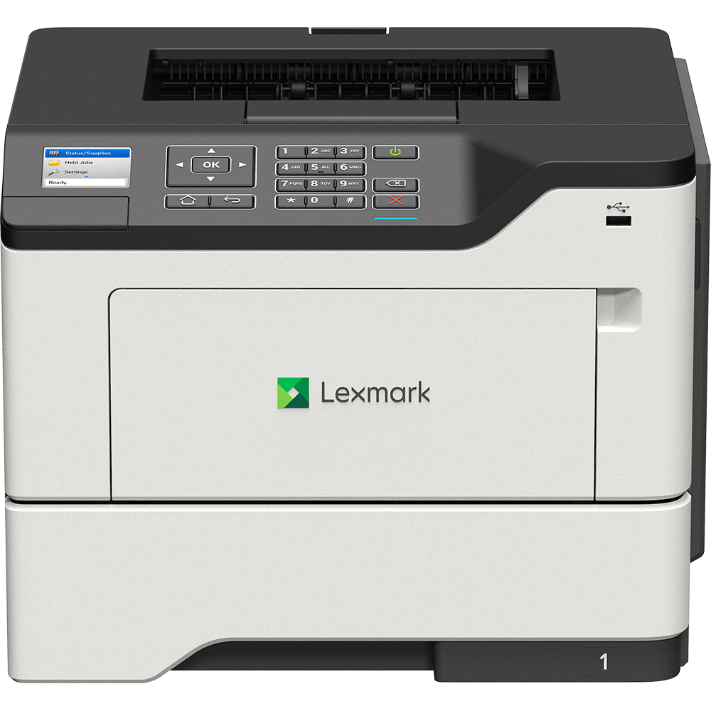 Lexmark B2650DW Laser Printer - Monochrome - Automatic Duplex - Wireless LAN