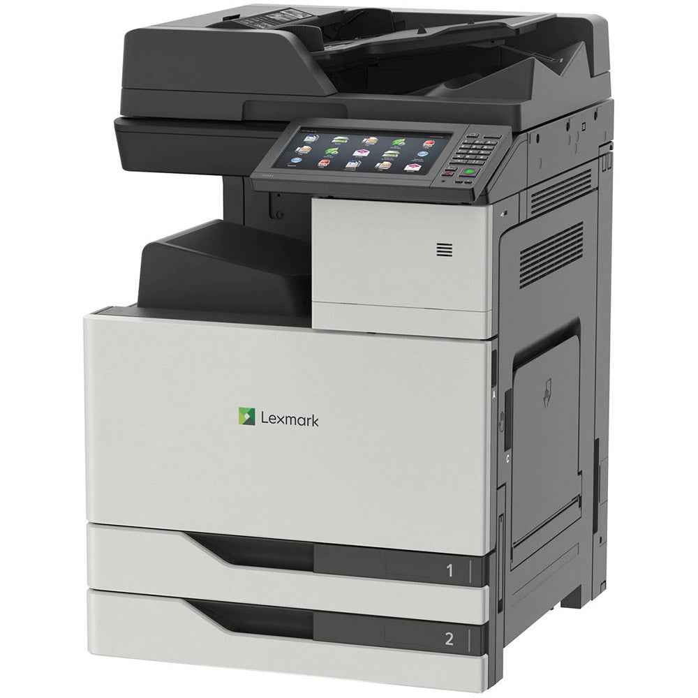 Lexmark CX920 CX921de Color Laser Multifunction Printer - Copier/Fax/Printer/Scanner