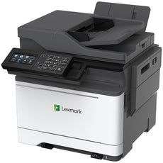 Lexmark CX622ade Color Laser Multifunction Printer, Copier / Fax / Printer / Scanner