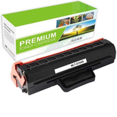 Compatible Samsung MLT-D104L Toner Cartridge For ML-1660, ML-1860 Black - 1.5K