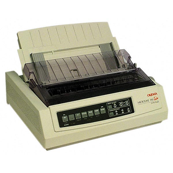 OKI MICROLINE 390 Turbo/n Dot Matrix Printer